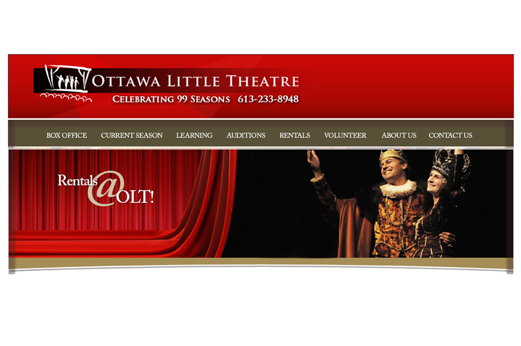 For Ottawa Little Theatre