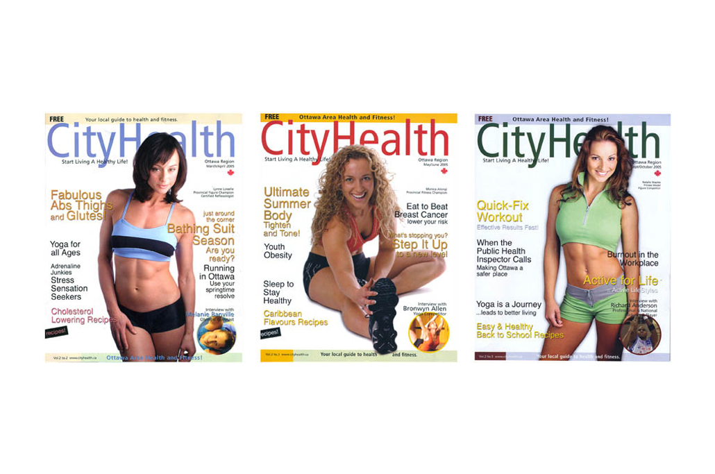 For CityHealth Magazine