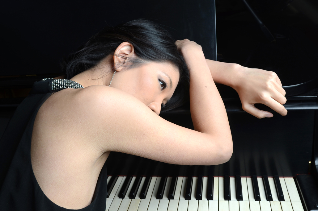Estelle Chen, Montreal-based pianist